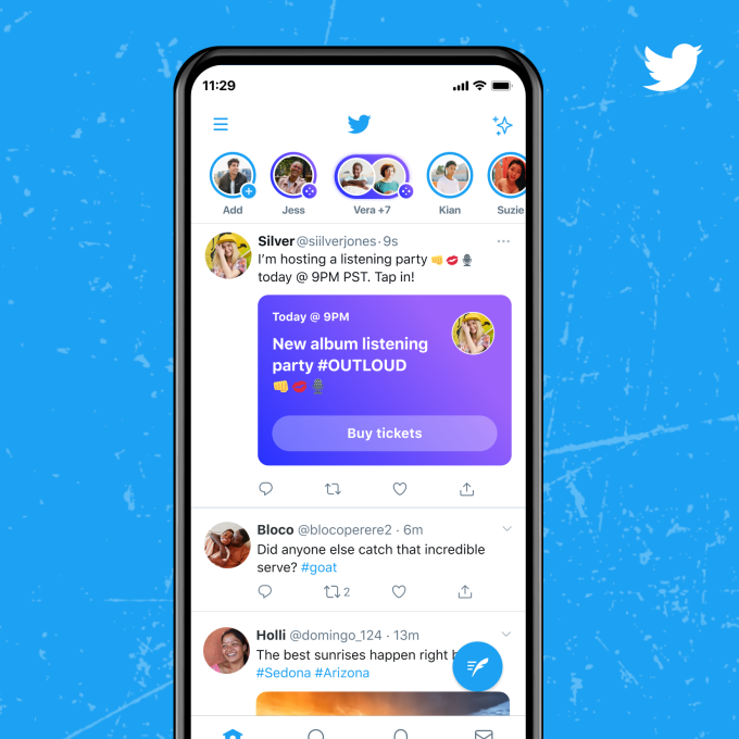 Twitter expands Spaces to anyone with 600+ followers, details plans for  tickets, reminders and more - TradeMoneta